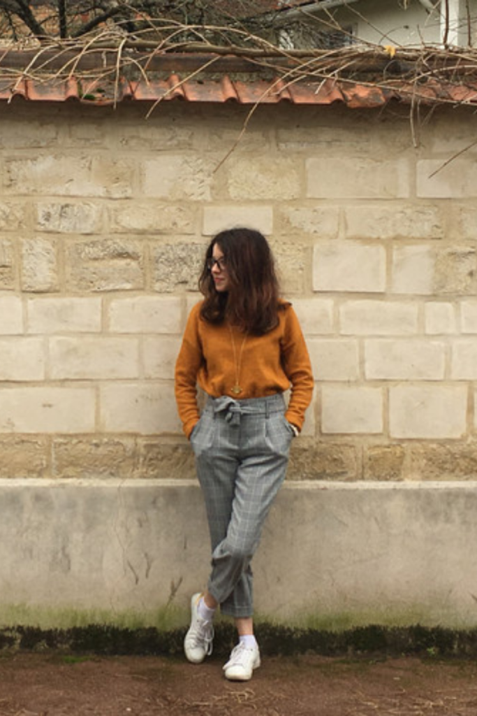 5 tenues qui me fond me sentir différente