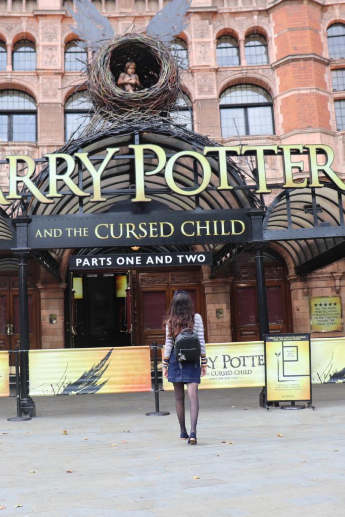 Un look de Serdeigle pour aller voir Harry Potter