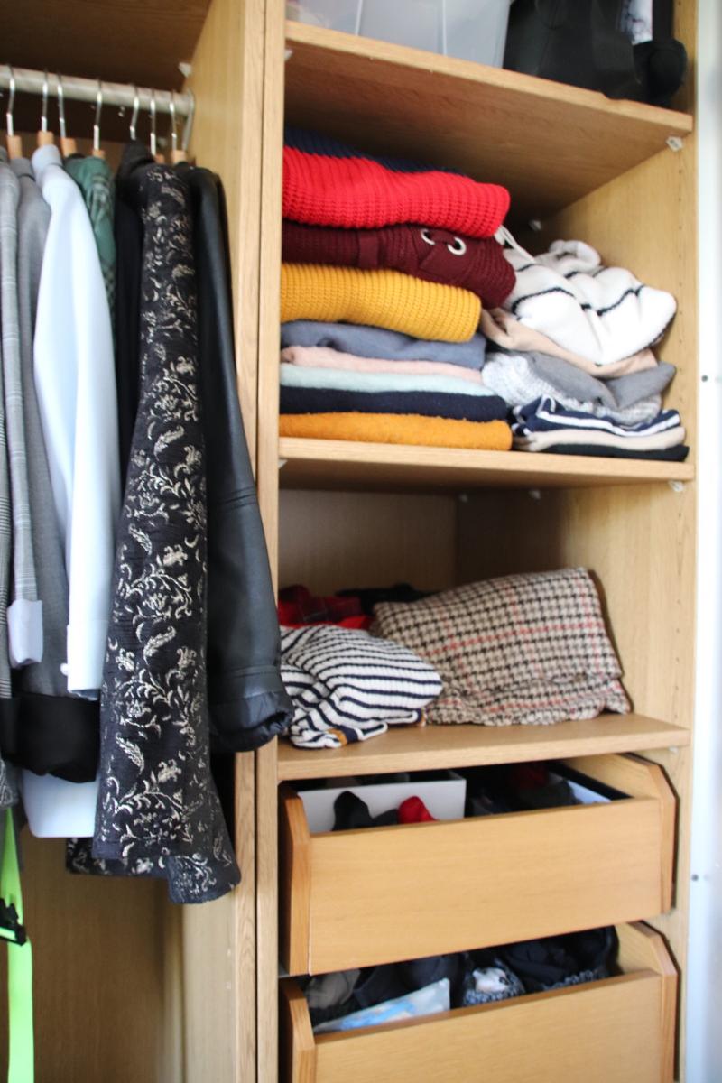 Comment faire le tri dans son armoire