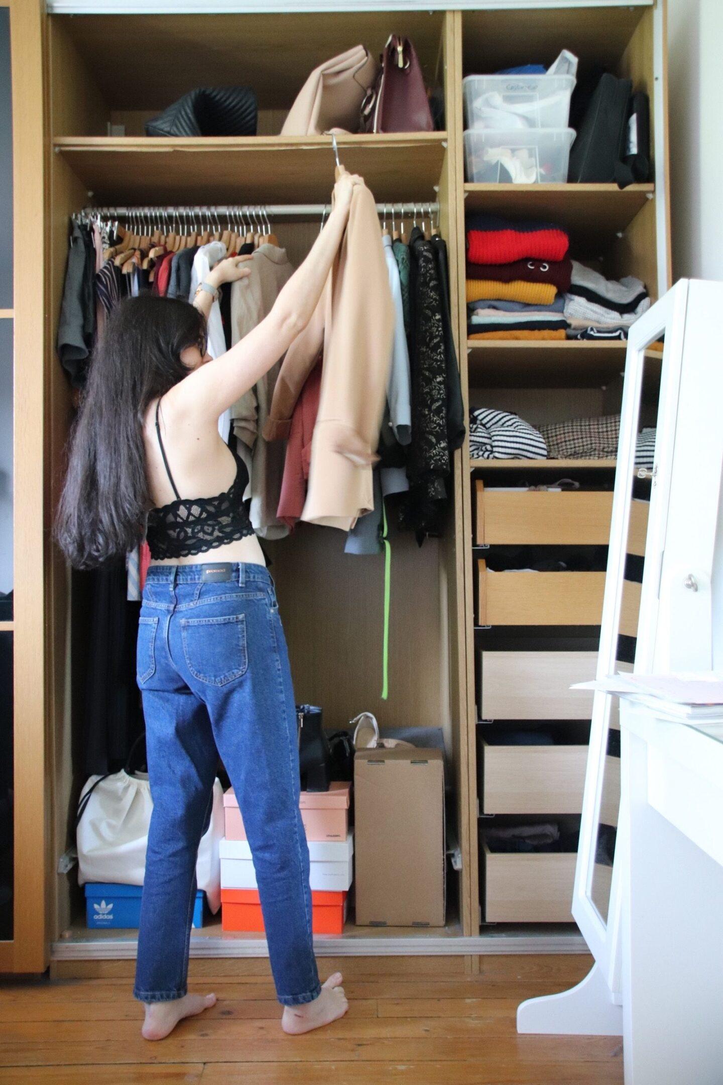 4 astuces pour gagner du temps en s'habillant le matin