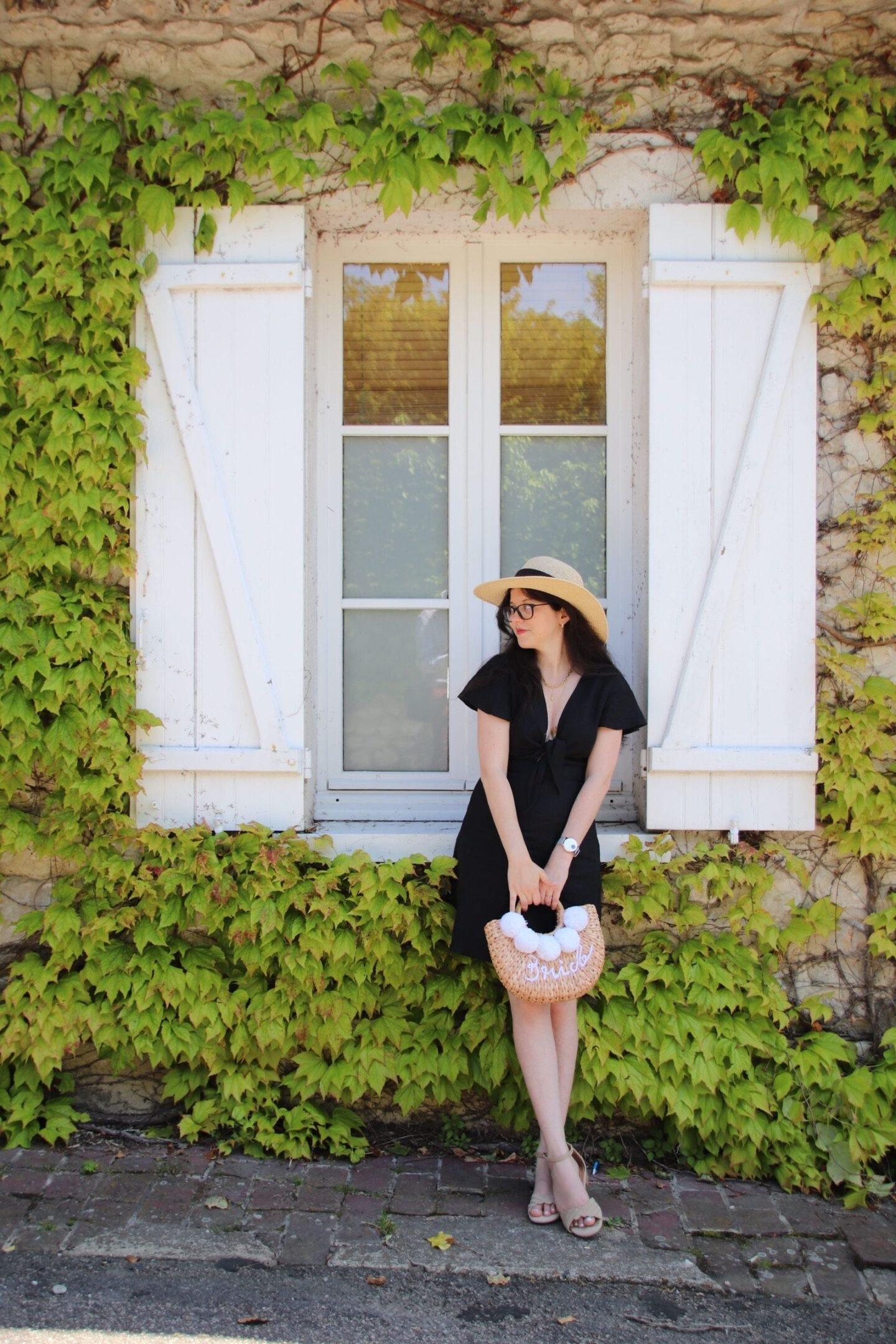 La robe en lin parfaite pour l'été