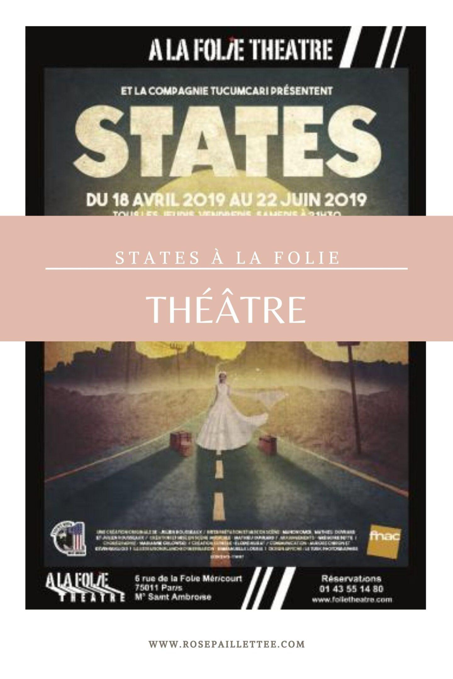 States à la folie théâtre