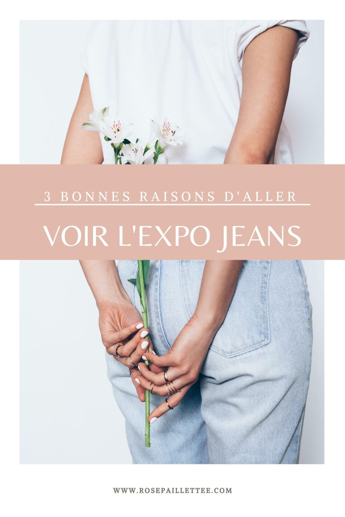 3 bonnes raisons d'aller voir l'expo Jean à La Villette