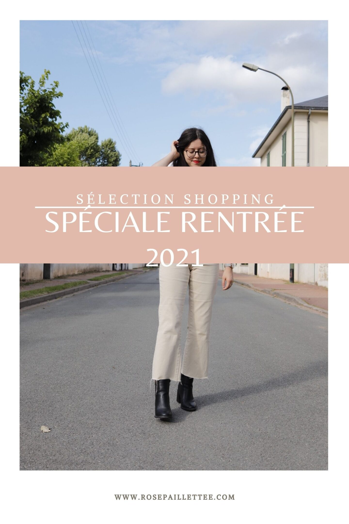 Sélection shopping spécial rentrée 2021